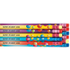 Personalized Smiley Face Pencils - Assortment Set Of 12