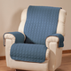 Microfiber Recliner Protector by OakRidge Comforts