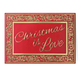 Christmas is Love Christmas Card Set of 20