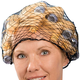 Black Hair Nets - Set Of 3
