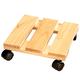 Cargo Carrier Rolling Platform, Beige