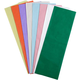 Pastel Color Tissue Paper - 24 Sheets, Multicolor