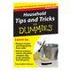 Household Tips and Tricks Magnet Book For Dummies