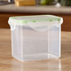 Locking Lid Storage Container, 3 Cup