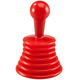 Handy Plunger, Red