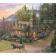 Thomas Kinkade Scripture Wall Calendar, Multicolor