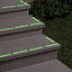 Glow-In-The-Dark Safety Strips - Set of 12