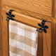 Over The Cabinet Towel Bar