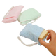 Terry Cloth Soap Saver Bags - Set of 3, Multicolor