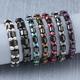 Fashion Hematite Bracelets, One Size