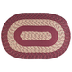 Oval Braided Rug by OakRidge