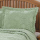 The Eliza Chenille Bedspread Sham By East Wing Comforts