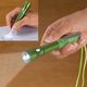 LED Flashlight Pen with Lanyard