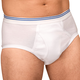 Incontinence Briefs For Men - 10 Oz.