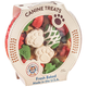 Santa's Dog Treats, White