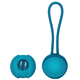 Key by Jopen Mini Stella I Weighted Kegel Balls, 1 Inch