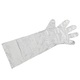 Long Arm Disposable Cleaning Gloves - Set of 50, One Size