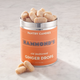 Hammond's Old Fashioned Ginger Drops - 12 Oz.
