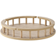 Large Wood Lazy Susan