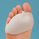 Healthy Steps Gel Ball of Foot Pad with Toe Separator - 1 P