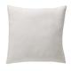 18 x 18 White Canvas Pillow