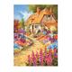 English Cottage & Garden Jigsaw Puzzle - 750 Pieces