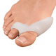 Healthy Steps Gel Bunion Toe Spreader With Loop, 1 Pair, One Size