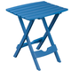 Bright Outdoor Folding Side Table