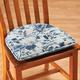 Floral Vine Chair Pad