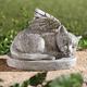 Resin Cat Memorial