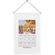 Personalized Bless This House Calendar Towel
