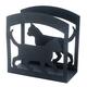 Cat Silhouette Napkin Holder