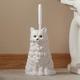 Cat Toilet Brush Holder
