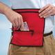 Red Waist Wallet