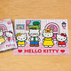 Hello Kitty Foil Puzzle - 100 Pieces