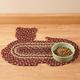 Cat-Shaped Braided Rug