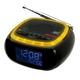 First Alert Weather Band Clock Radio