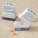 Pill Splitter/Storage - Set of 2