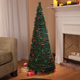 4-Foot Pull-Up Tree with Multi-Function Lights