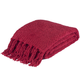 The Cozy Chenille Throw by OakRidge Comforts