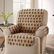 Paw Print Recliner Cover