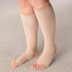 Stirrup Compression Stockings with Gel, 15-20 mmHg