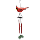 Cardinal Wind Chime by Maple Lane Creations