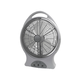 Wanderer Oscillating Rechargeable Fan — 12 inches