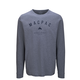 Macpac Graphic Fairtrade Organic Cotton Long Sleeve Tee — Men's