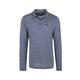 Macpac Merino Blend Long Sleeve Polo - Men's