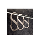 Nite Ize Stainless Steel S-Biner Carabiner 3 Pack