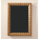 Gold Band Chalk Board, One Size
