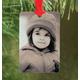 Tin Type Photo Ornament