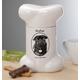 Custom Bone Pet Treat Jar, One Size